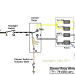 Wiring Jeep Headlight Switch Wagoneer 69 Beauteous Dimmer Diagram with regard to Headlight Dimmer Switch Wiring Diagram