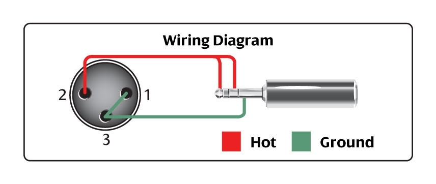 Xlr Wiring Diagram Microphone. Xlr. Wiring Diagram Instructions regarding 3 Wire Microphone Wiring Diagram