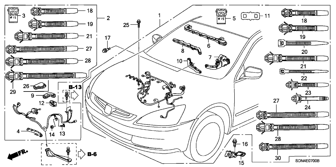 2008 honda accord wiring diagram