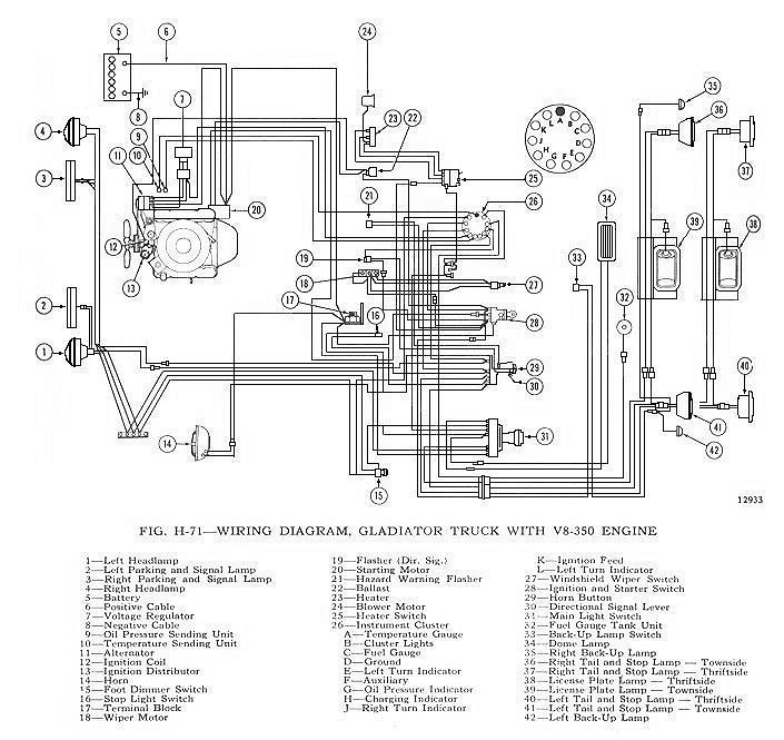 4700 International Truck Wiring Diagrams