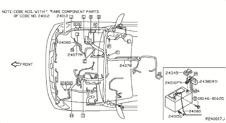 2007 infiniti qx56 electrical wiring diagram