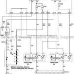 2008 Chevrolet Captiva Wiring Diagram Electrical System throughout 2009 Chevrolet Captiva Wiring Diagram