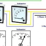 3 Phase Ac Voltage Electrical Wiring Diagrams | Wiring Diagram And inside 3 Phase Ac Voltage Electrical Wiring Diagrams