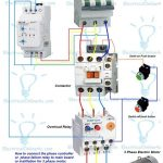 503 Best Electronics And Electrical Projects To Try Images On within 3 Phase Motor Wiring Diagram Contactor Relay