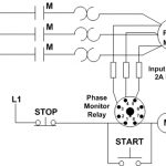 How To Connect A Three-Phase Monitor Relay | Macromatic Industrial within 3 Phase Motor Wiring Diagram Contactor Relay