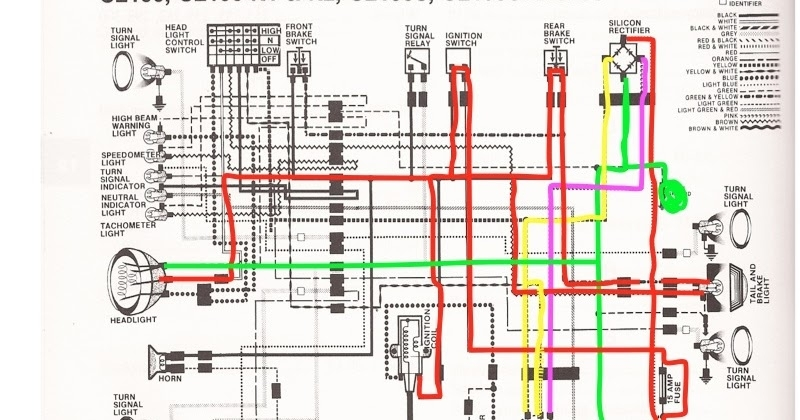 Kinetic Honda Wiring Diagram. Honda. Wiring Diagram For Cars throughout 2008 Honda Accord Wiring Diagram