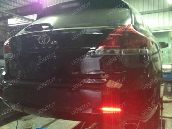 Led Bumper Reflector Lights | Ijdmtoy Blog For Automotive Lighting throughout 2009 Toyota Venza Wiring Diagram