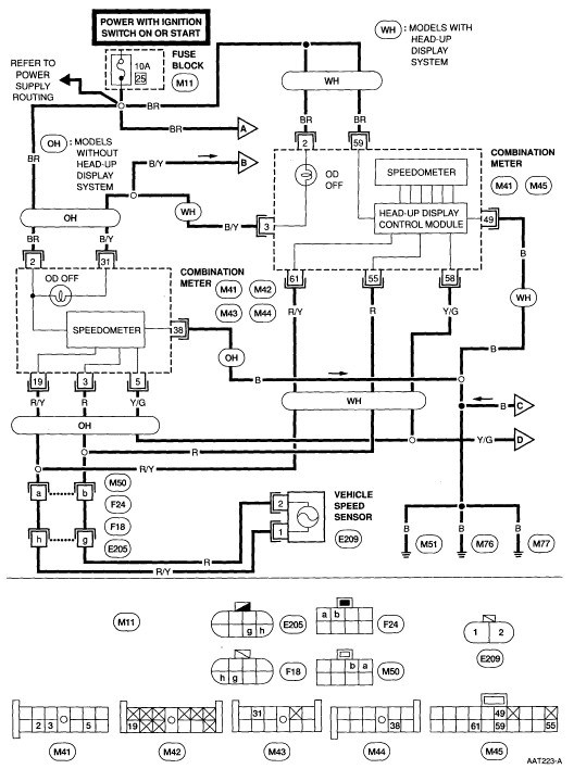 Nissan Liberty Wiring Diagram Nissan Wiring Diagram For