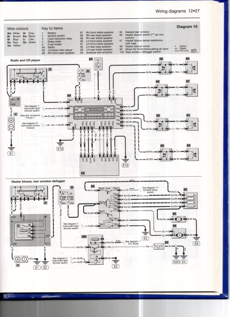 passat wiring diagram volks wagen wiring diagram for cars intended for 2009 vw cc wiring diagram mallory ignition wiring diagram vw mk1 wiring diagram simonand mk1 escort wiring diagram at couponss.co