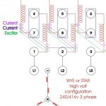 Re-Wiring A Three Phase Generator | Anoldman pertaining to 3 Phase Generator Wiring Diagram