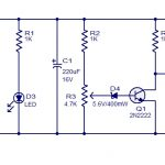 Three Phase Auto Changer Circuit - Electronic Circuits And Diagram in 3 Phase Ac Voltage Electrical Wiring Diagrams