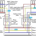 Three Phase Wiring intended for 3 Phase Ac Voltage Electrical Wiring Diagrams