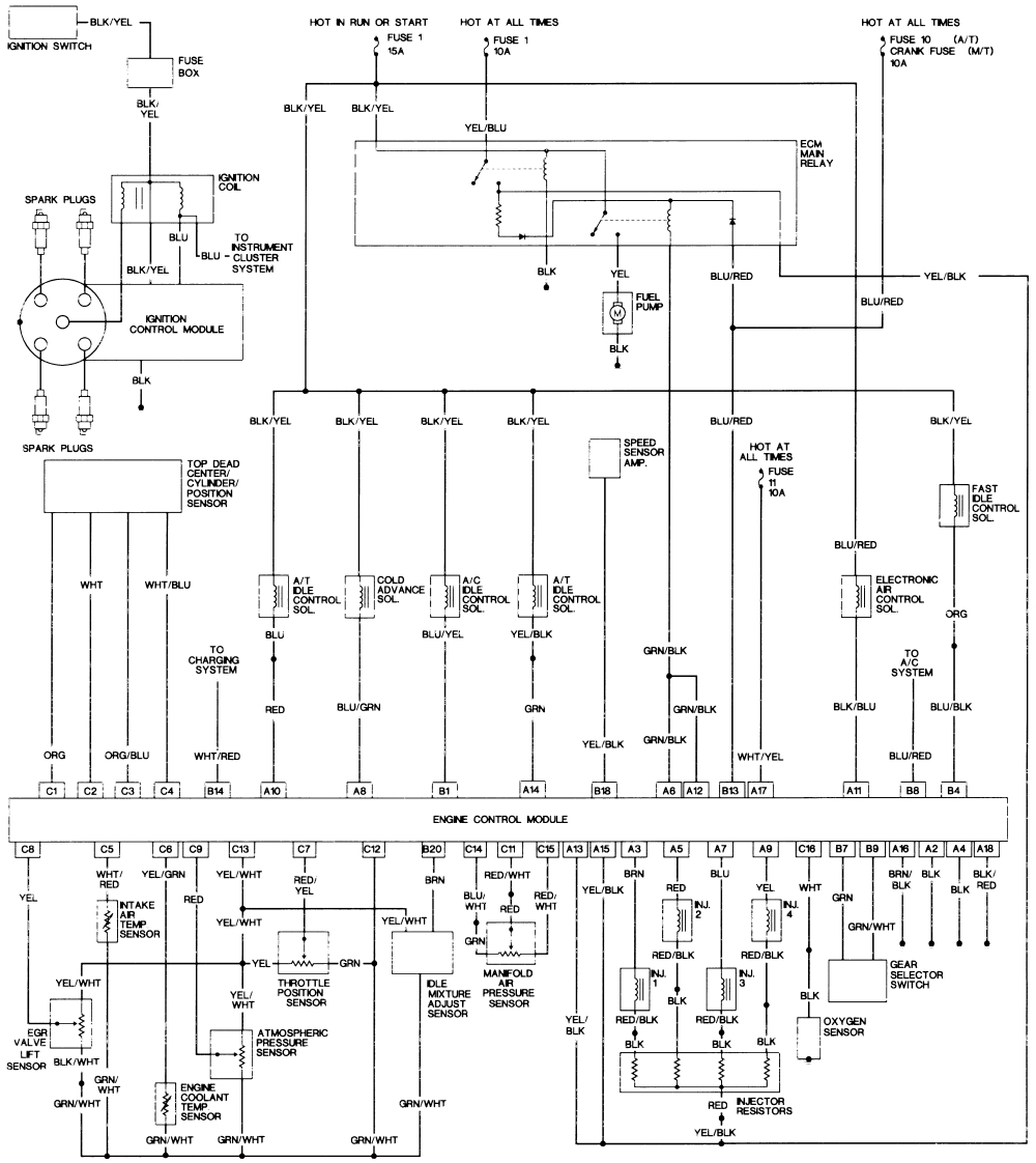 1991 Honda Accord Wiring Diagram And F350 Wiring Diagram 793×1024 in 87 Honda Accord Wiring Diagram