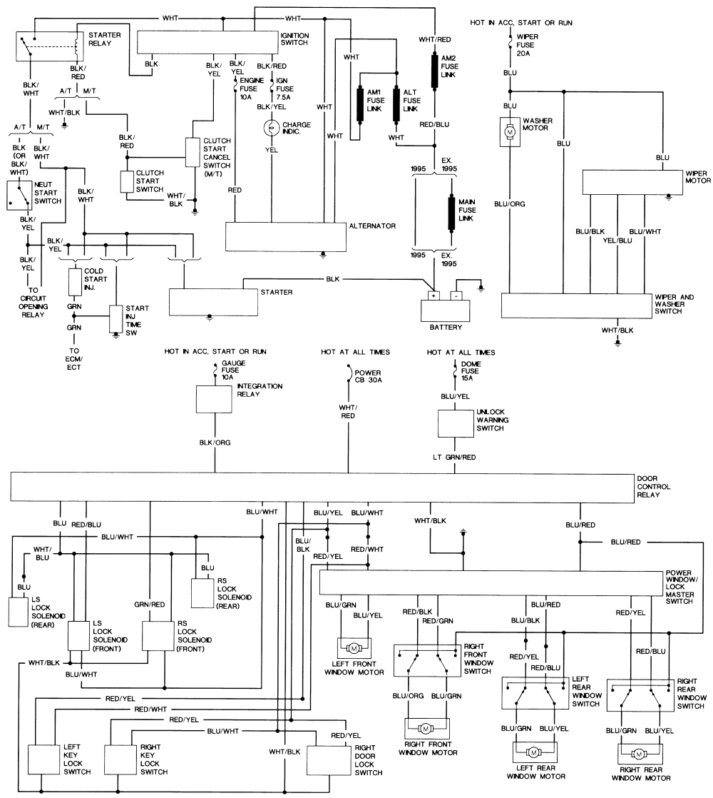 1992 Toyota Pickup Wiring Diagram For 0900C152800610F9.gif regarding 93 Toyota 4Runner Wiring Diagram