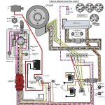 98 Johnson 25Hp J25Teecb Starter Solenoid Wiring Diagram pertaining to 50 Hp Evinrude Wiring Diagram