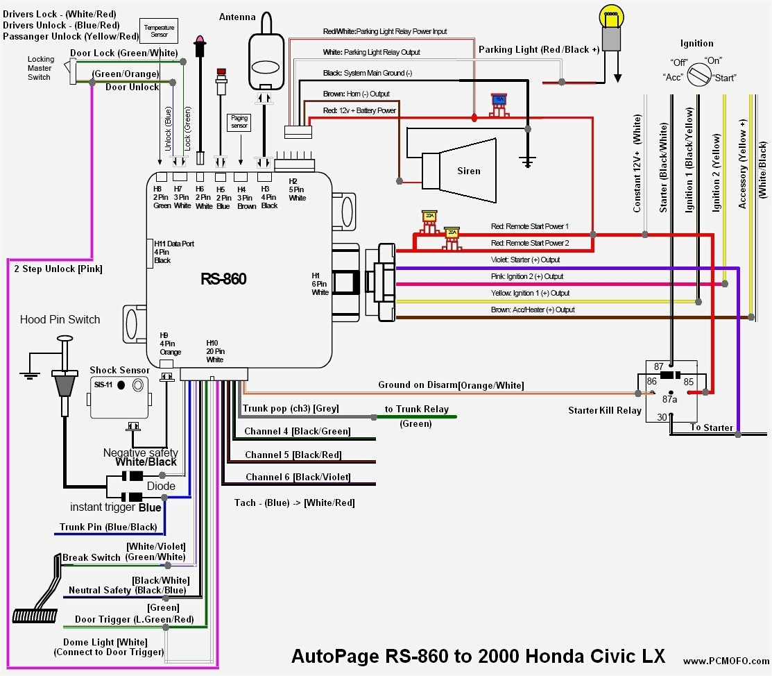 99 Acura Cl Radio Wiring Diagram Throughout 94 Integra Sevimliler Intended For 99 Honda Civic