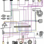 Evinrude Wiring Diagram Outboards To 77 78 55Hp - Wiring Diagram within 76 Evinrude Wiring Diagram