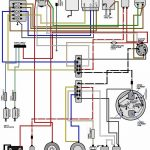 Mastertech Marine -- Evinrude Johnson Outboard Wiring Diagrams for 50 Hp Evinrude Wiring Diagram