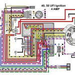 Mastertech Marine -- Evinrude Johnson Outboard Wiring Diagrams pertaining to 76 Evinrude Wiring Diagram