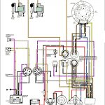 Mastertech Marine -- Evinrude Johnson Outboard Wiring Diagrams throughout 76 Evinrude Wiring Diagram