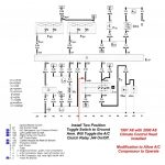 My Monster Garage Temporary A/c Clutch Relay Mod - Audiworld Forums regarding Audi A6 Wiring Diagram