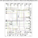 Quattroworld Forums: Climate Control Wiring Diagram 2 Of 2 pertaining to Audi A6 Wiring Diagram