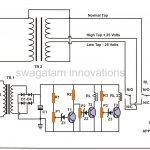 Stabilizer Circuit Diagram – Readingrat within Ac Voltage Regulator Electrical Wiring Diagrams