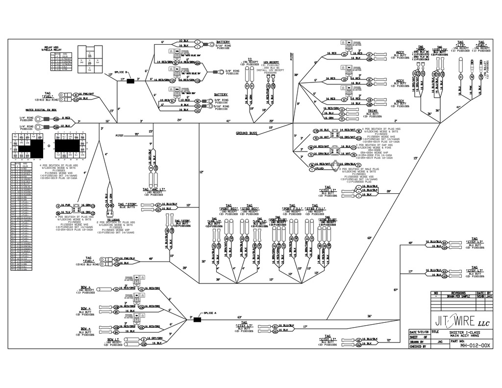 Boat Wiring Schematics On Images