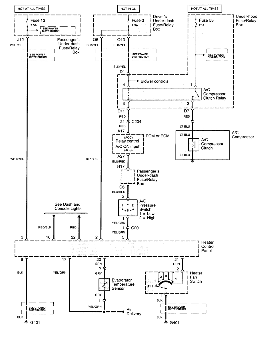 Wiring Diagram For A 2004 Honda Accord – Readingrat with 98 Honda Accord Wiring Diagram
